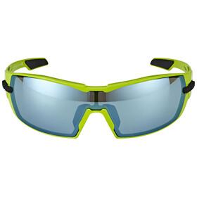 Kask KOO Sonnenbrille inkl. 2 Gläser Superblue und Clear grün